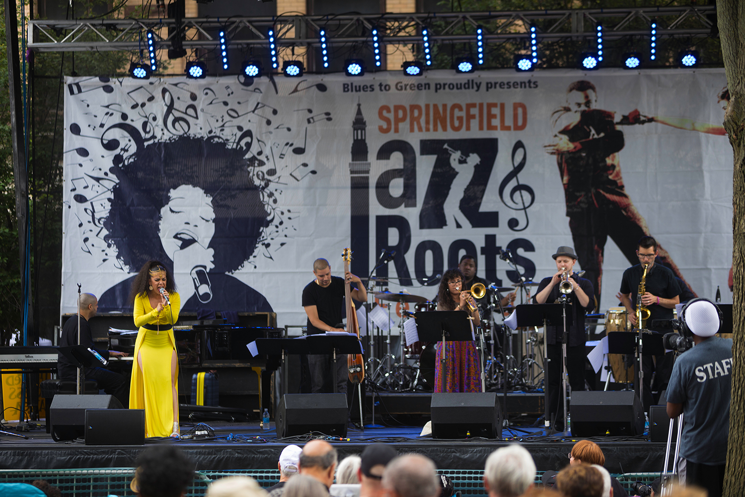 Springfield Jazz & Roots Festival